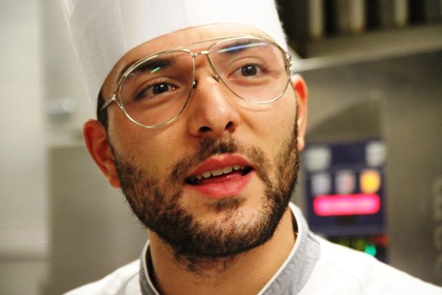 il giovane e valente chef