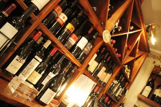 non manca il vino