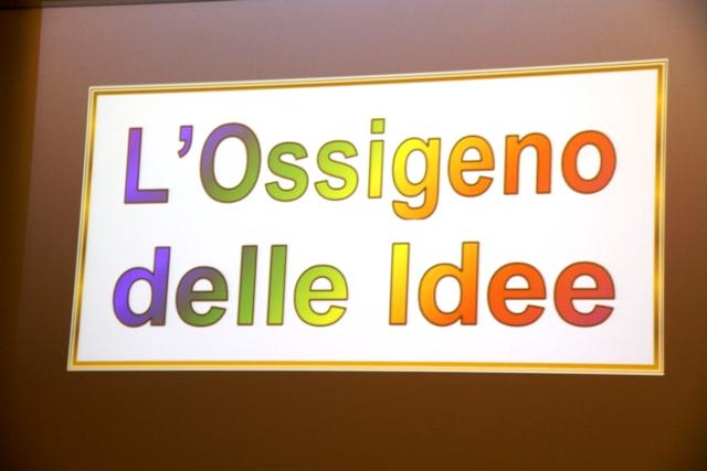 l'ossigeno delle idee