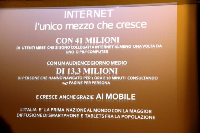 Antonella Goretti : la crescita di internet nella pubblicità