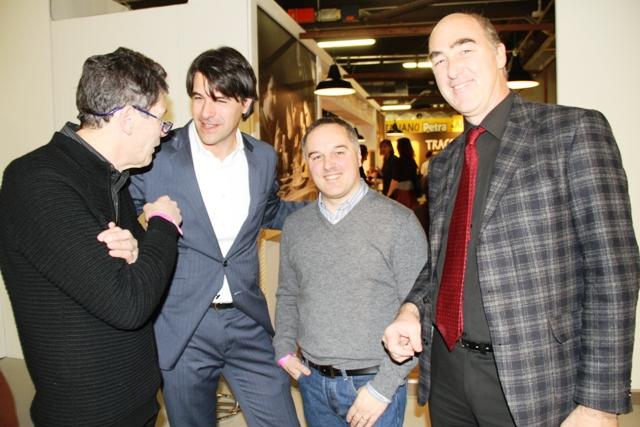 con Armando Pujatti Aldo Palaoro e Helmuth Koecher