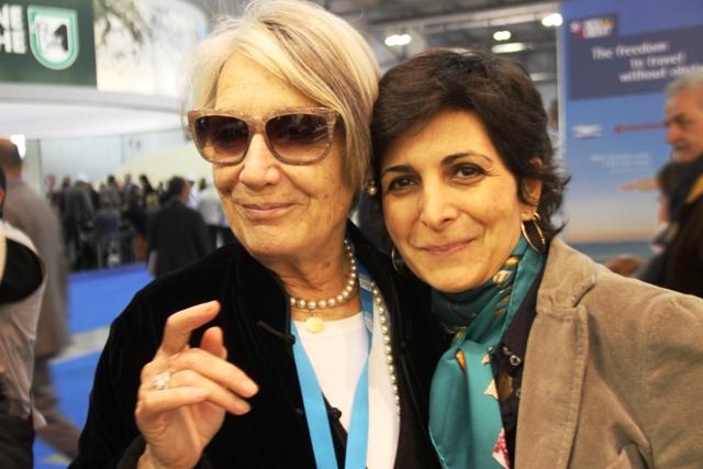 Teresa Cremona e Sara Magro di Travelnews