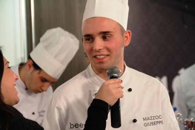 Giuseppe Mazzocca, ristorante Beere (con doppia e) e Mangiare &Co
