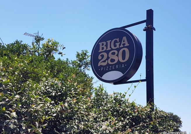 Biga 280 a Pozzuoli
