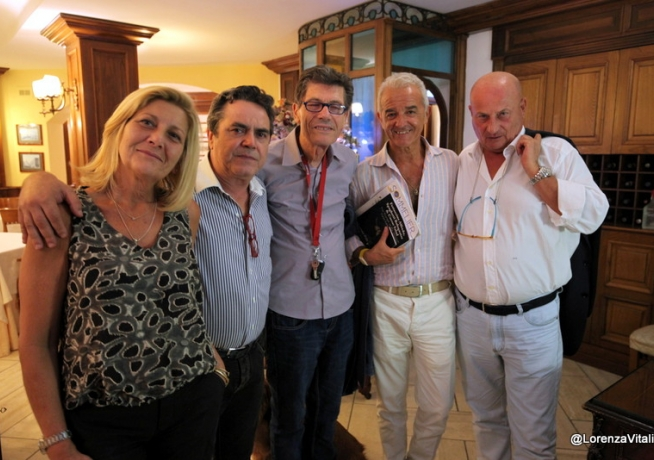 A Pozzuoli, dalla Terrazza all'Alos Club