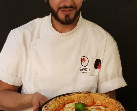 Miglior Pizza Chef Emergente 2017: Federico Zolofra