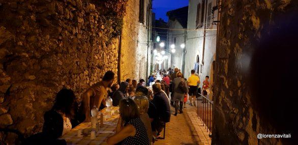 Festa a Lugnano in Teverina