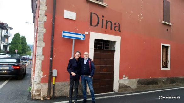 Alberto Gipponi e il suo Dina
