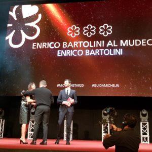 il trionfo di Enrico Bartolini