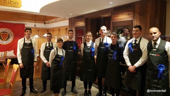 Emergente Sala: la cena con la Chaine des Rotisseurs