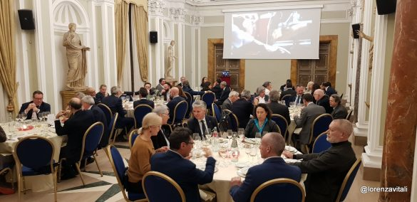 Il Consorzio del Prosciutto di San Daniele si presenta a Roma
