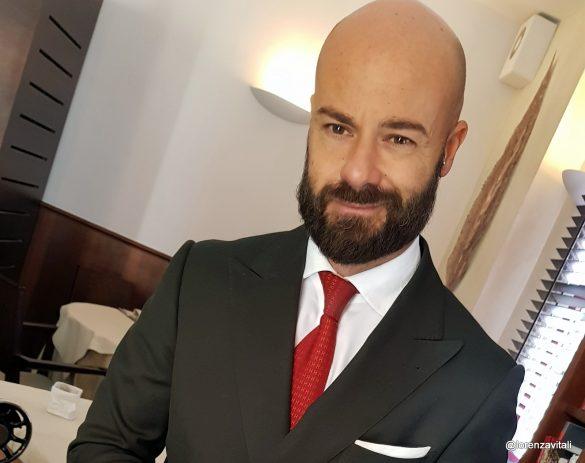 Piero Pompili al Cambio