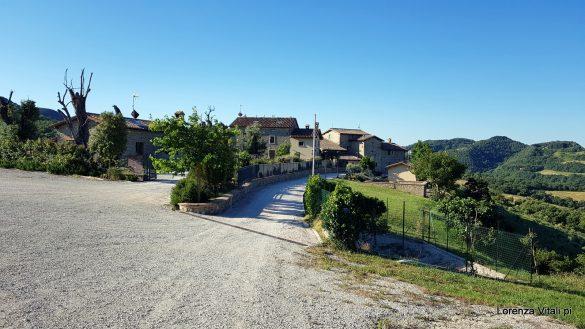 Borgo Santa Cecilia, vicino Gubbio