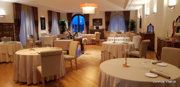 Radici a La Chiaracia resort di Castel Giorgio