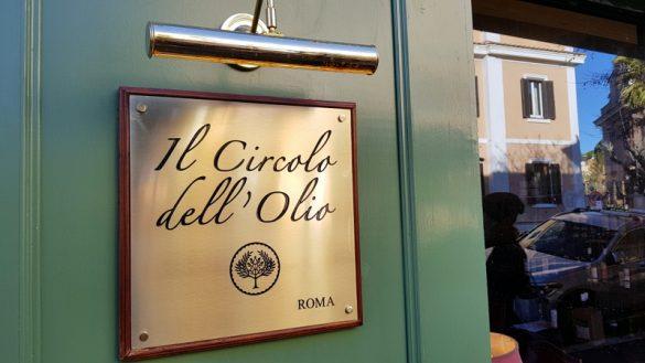 Il Circolo dell'olio a Roma