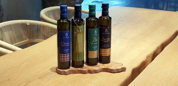 Oleificio Valparadiso a Favara