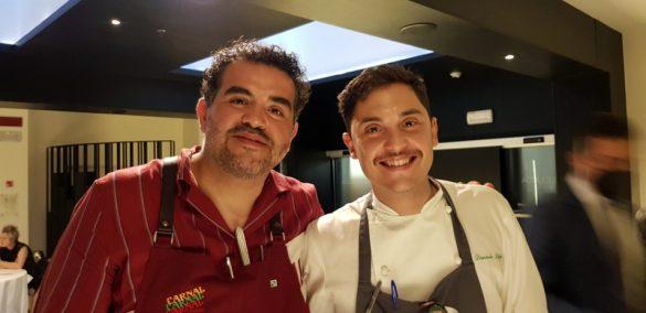 Roy Caceres e Daniele Lippi
