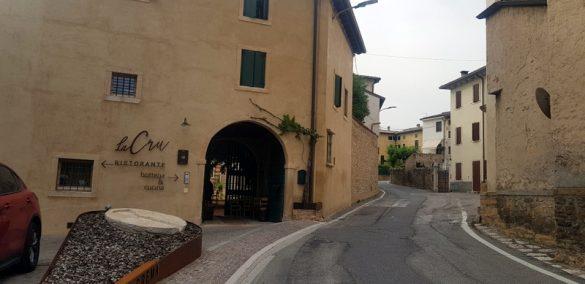 La Cru a Romagnano