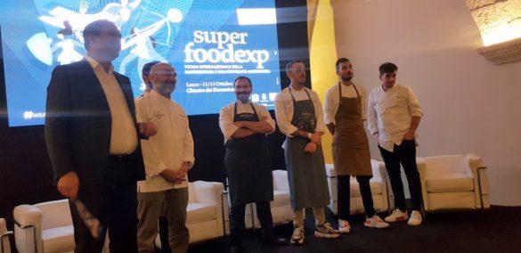 Foodexp, i super Eroi